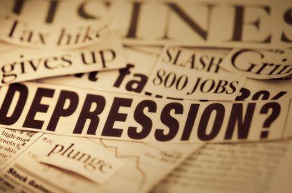 Düstere Finanzaussichten 2016 – Der Weg in die Wirtschaftsdepression